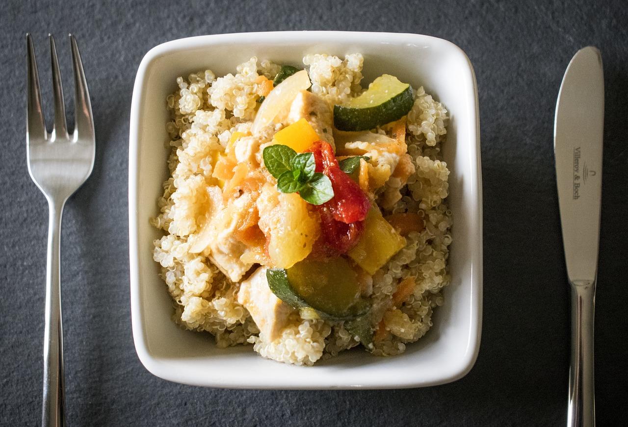 Wykorzystanie quinoa