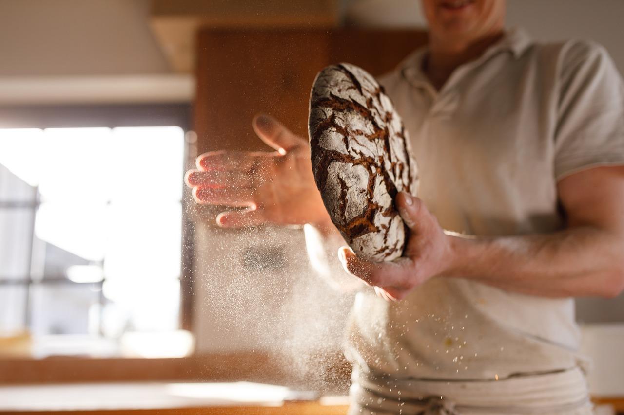 Przepyszny zdrowy chleb
